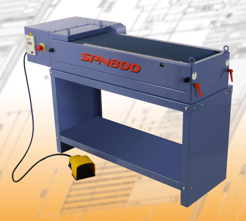 Comec resurfacing machines - SPN800