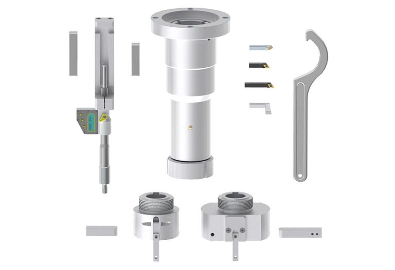 Ø 85-170 mm L= 360 mm boring kit with pre-setting system