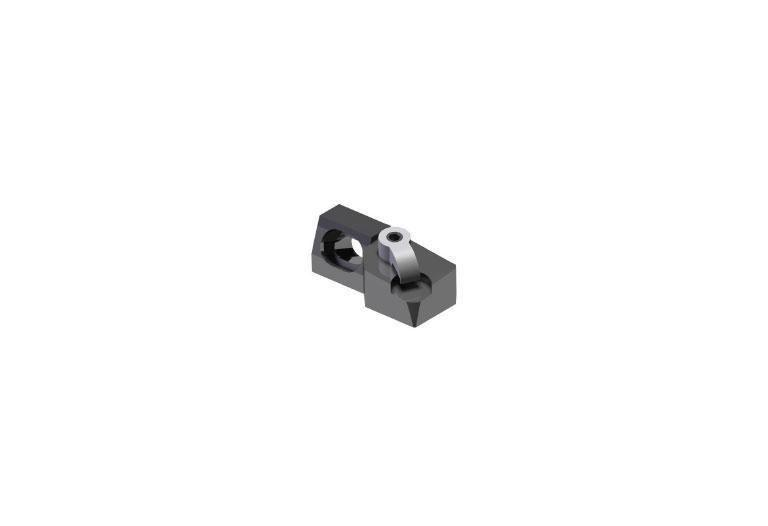 "1/2""CBN/PCD insert tool holder"