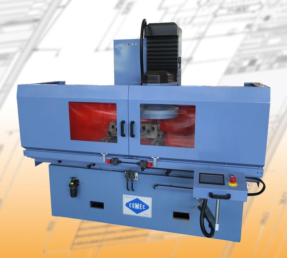 Comec resurfacing machines - RP1400CNC