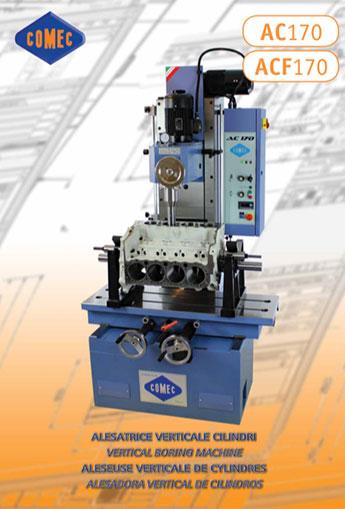 Comec AC170 boring machine for car & truck engines