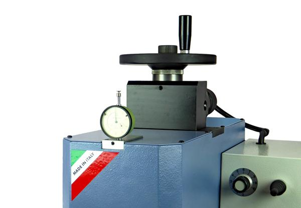 Comec AC110 cylinder boring machine