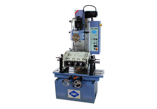 Comec Machines AC170 cylinder boring machine for car and truck engines