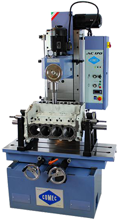 Comec machines AC170 boring machine