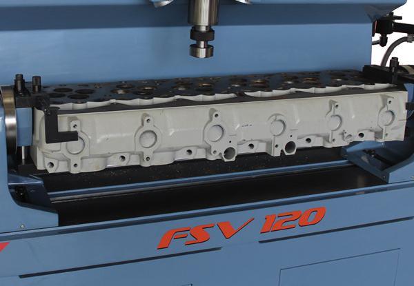Comec FSV120 Valve seat machine