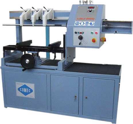 Comec machines for engine rebuilding in the automotive industry