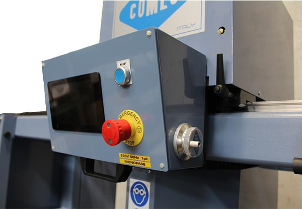 Comec LEV300 honing machine