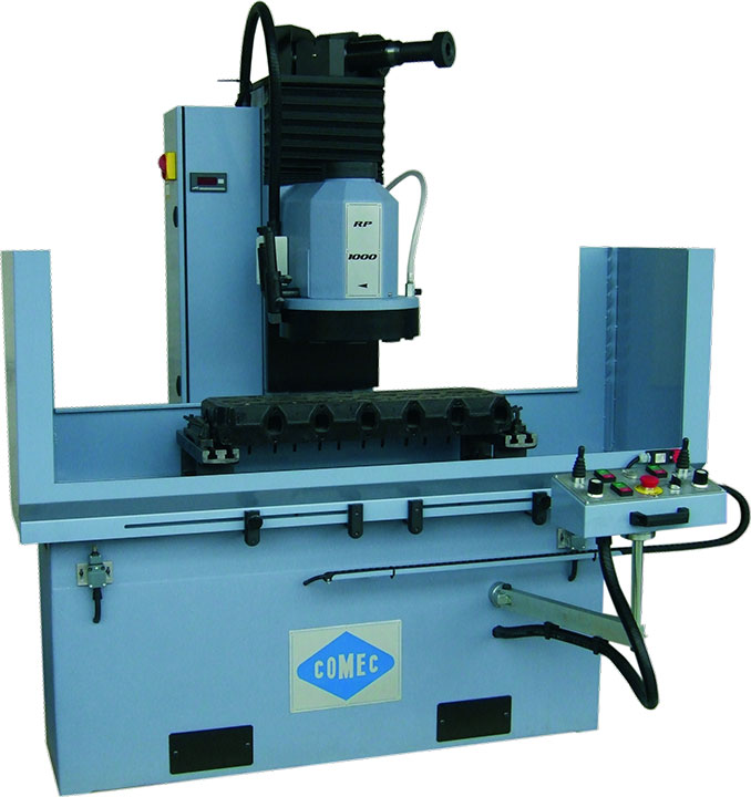 Comec machines RP1000 Head and block resurfacer