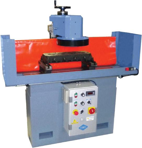 Comec machines RP850 Head and block resurfacer