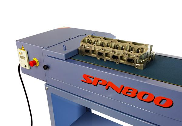 Comec machines SPN800 Belt resurfacer