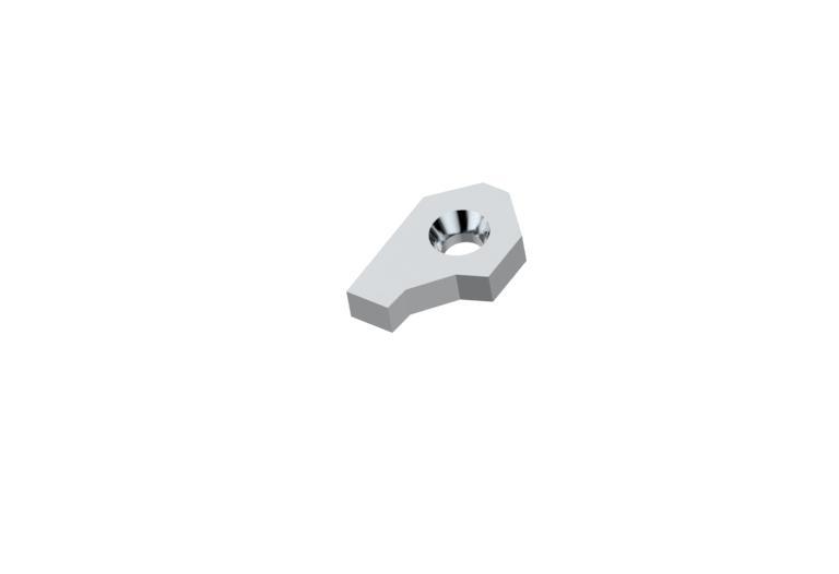 Comec FSV100 Multi-angle cutting Insert – A style
