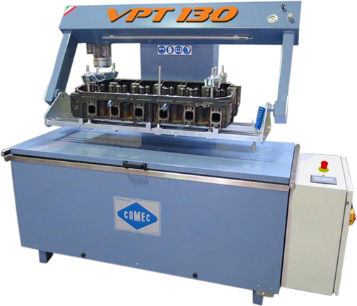 Comec machines VPT130 Pressure tester