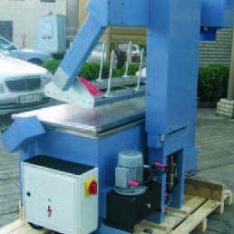 Comec VPT130 pressure tester
