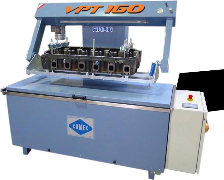 Comec VPT160 pressure tester
