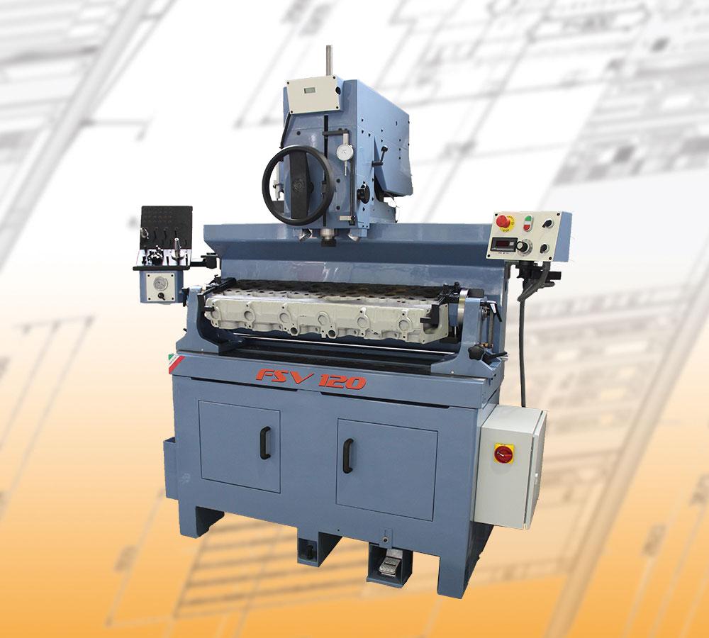 Comec valve machines - spare parts and accessories